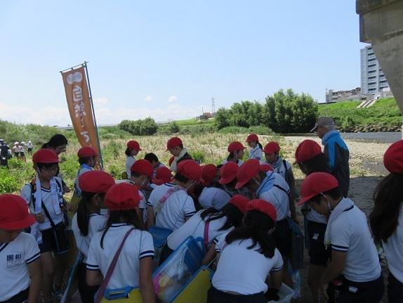 環境体験学習2016:尼崎市立園和...